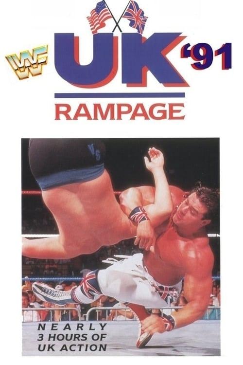 WWE U.K. Rampage 1991