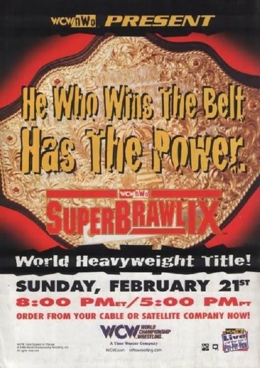WCW SuperBrawl IX