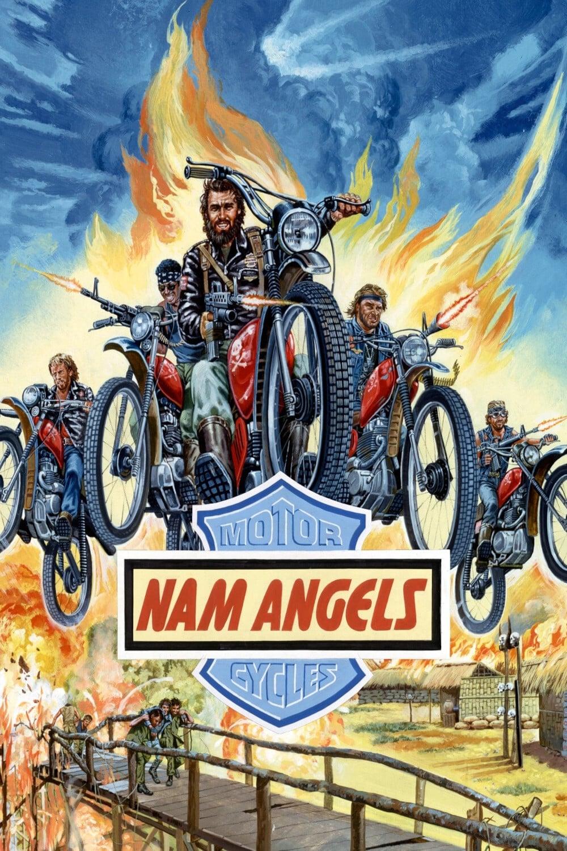 Os Hells Angel's no Vietnã