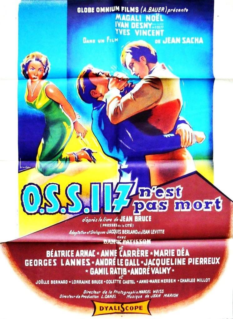 OSS 117 Is Not Dead