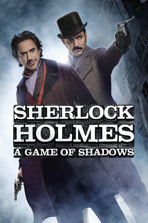 Sherlock Holmes: Jogo de Sombras