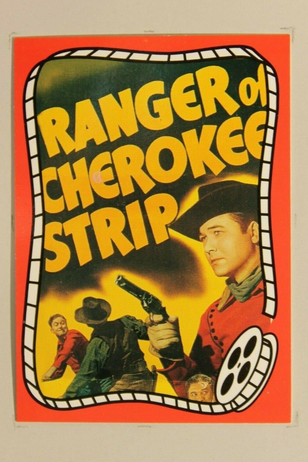 Ranger of Cherokee Strip