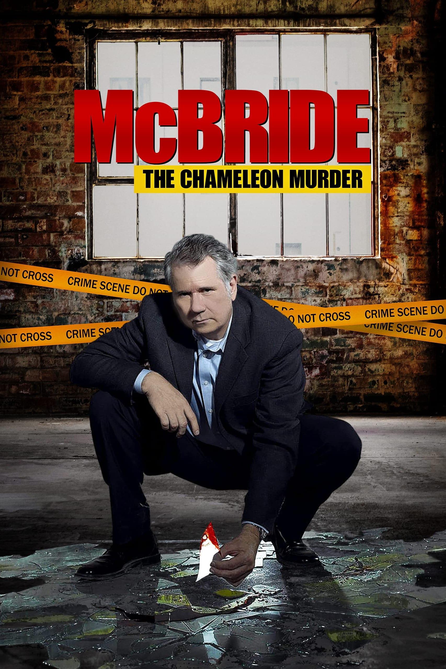 Ein Fall für McBride: Die Frau mit den drei Gesichtern
