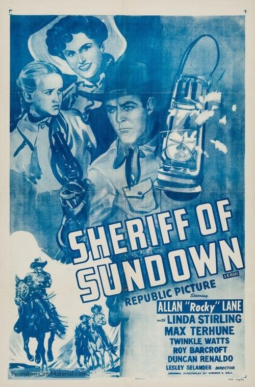 Sheriff of Sundown