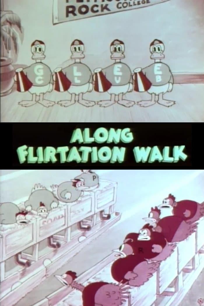 Along Flirtation Walk