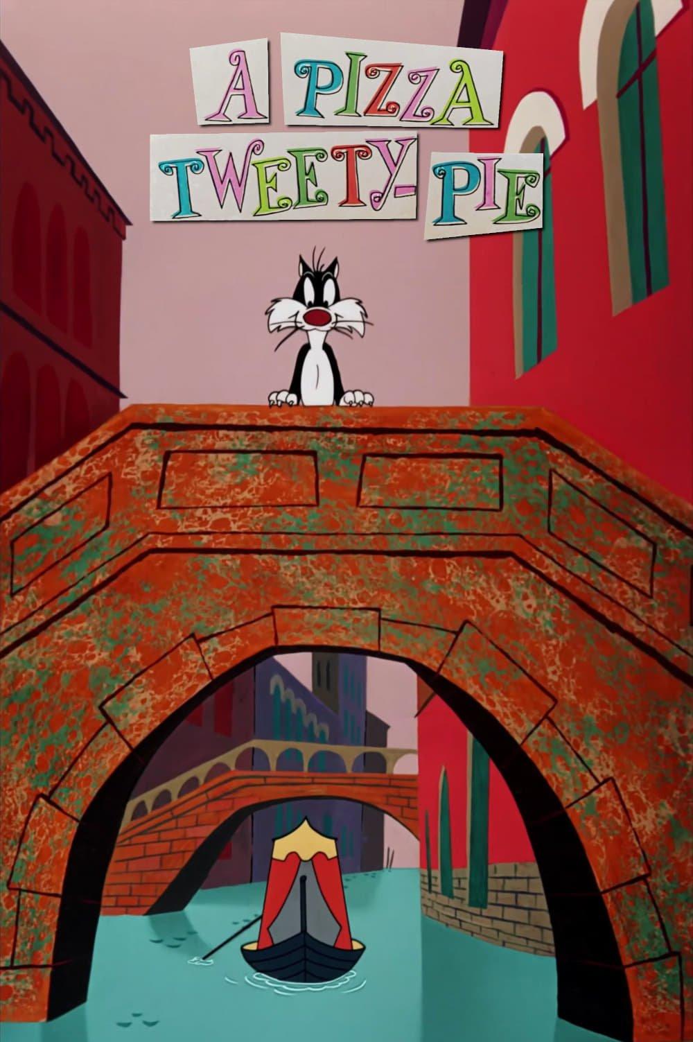 A Pizza Tweety-Pie