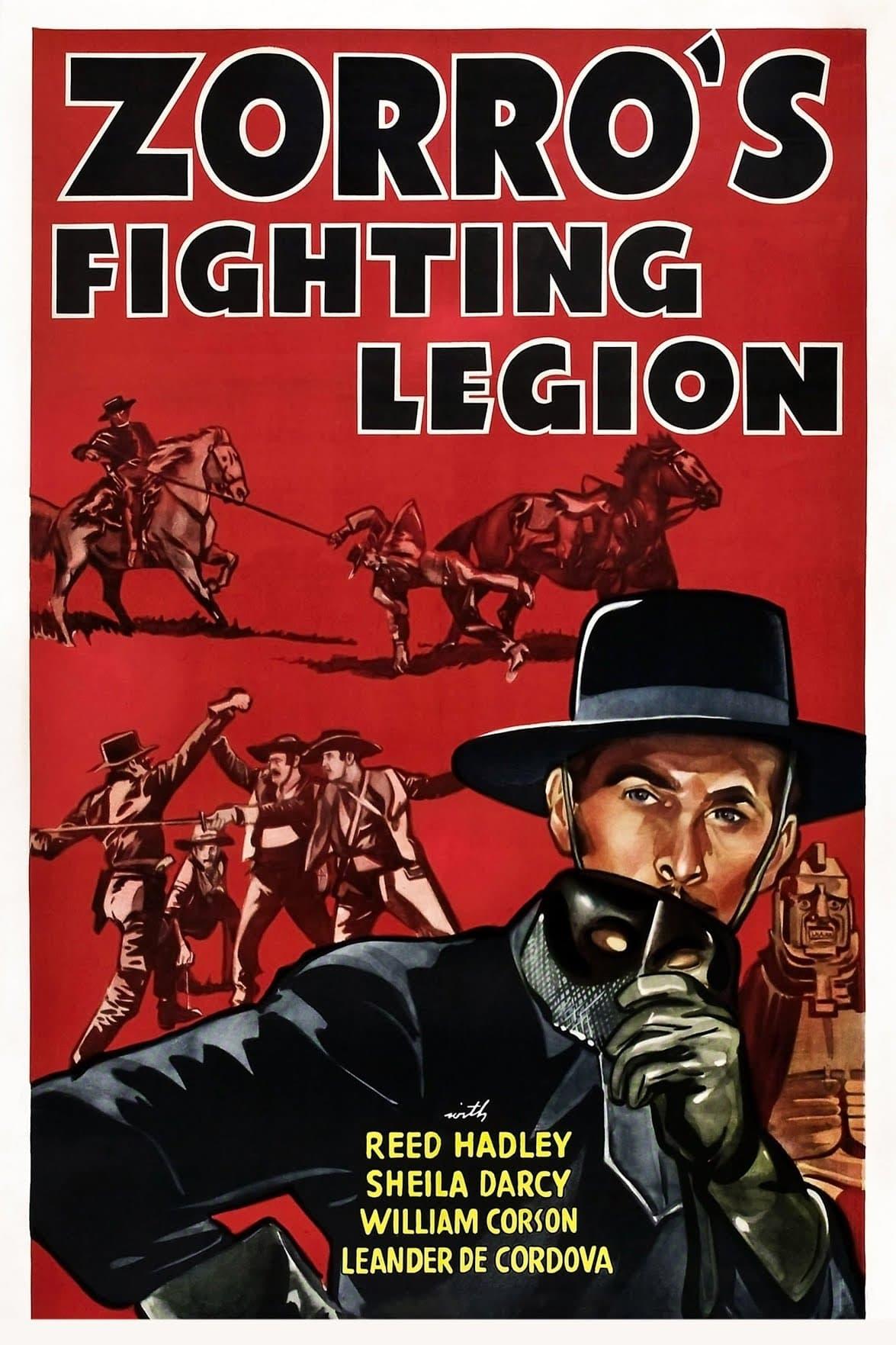 Zorros Legion reitet wieder
