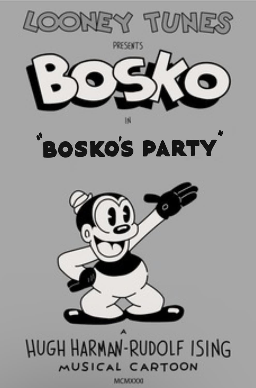 Bosko's Party