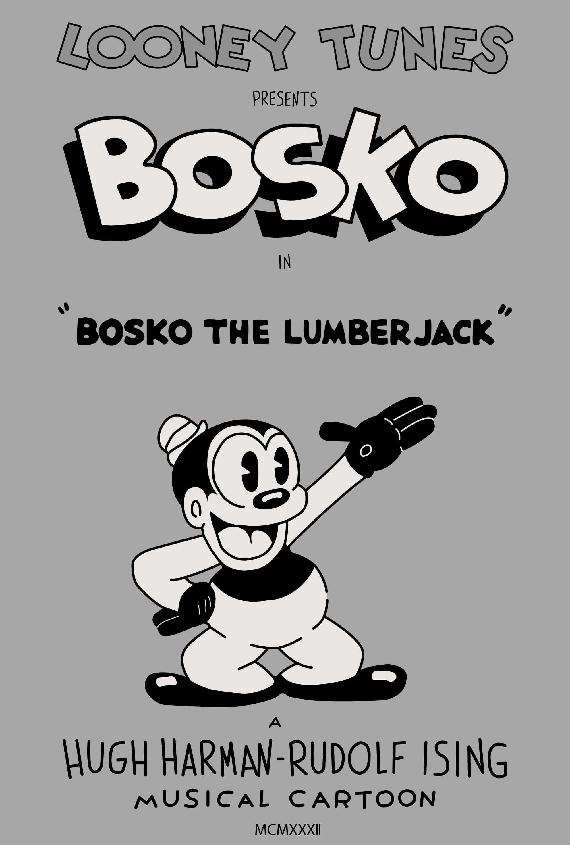 Bosko the Lumberjack