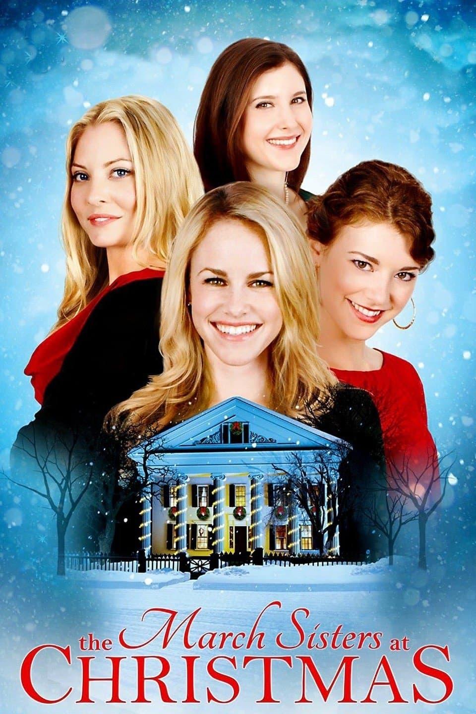Vier Schwestern zu Weihnachten