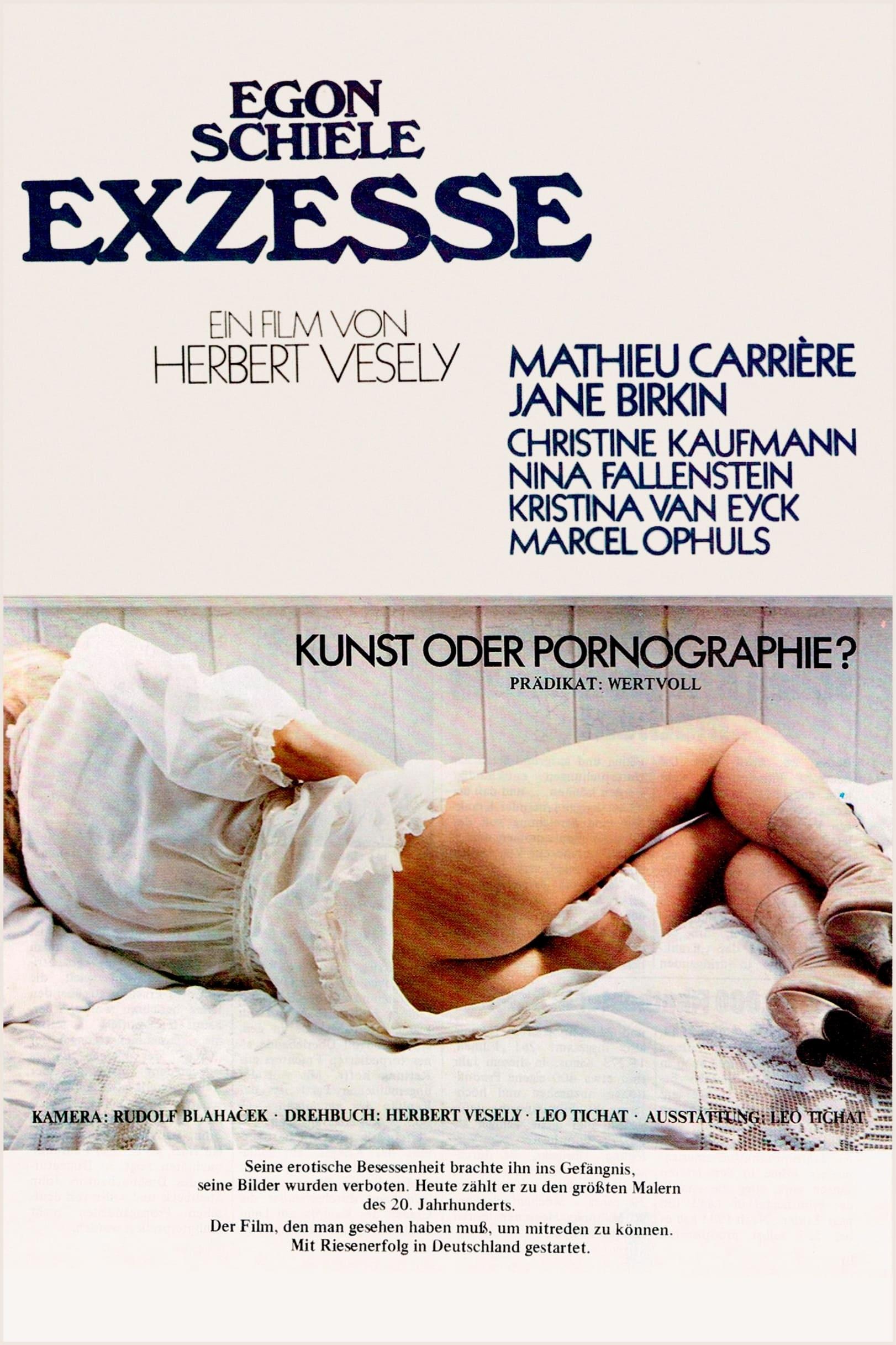 Egon Schiele: Exceso y castigo