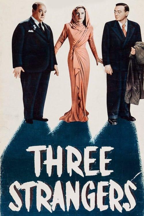 Drei Fremde