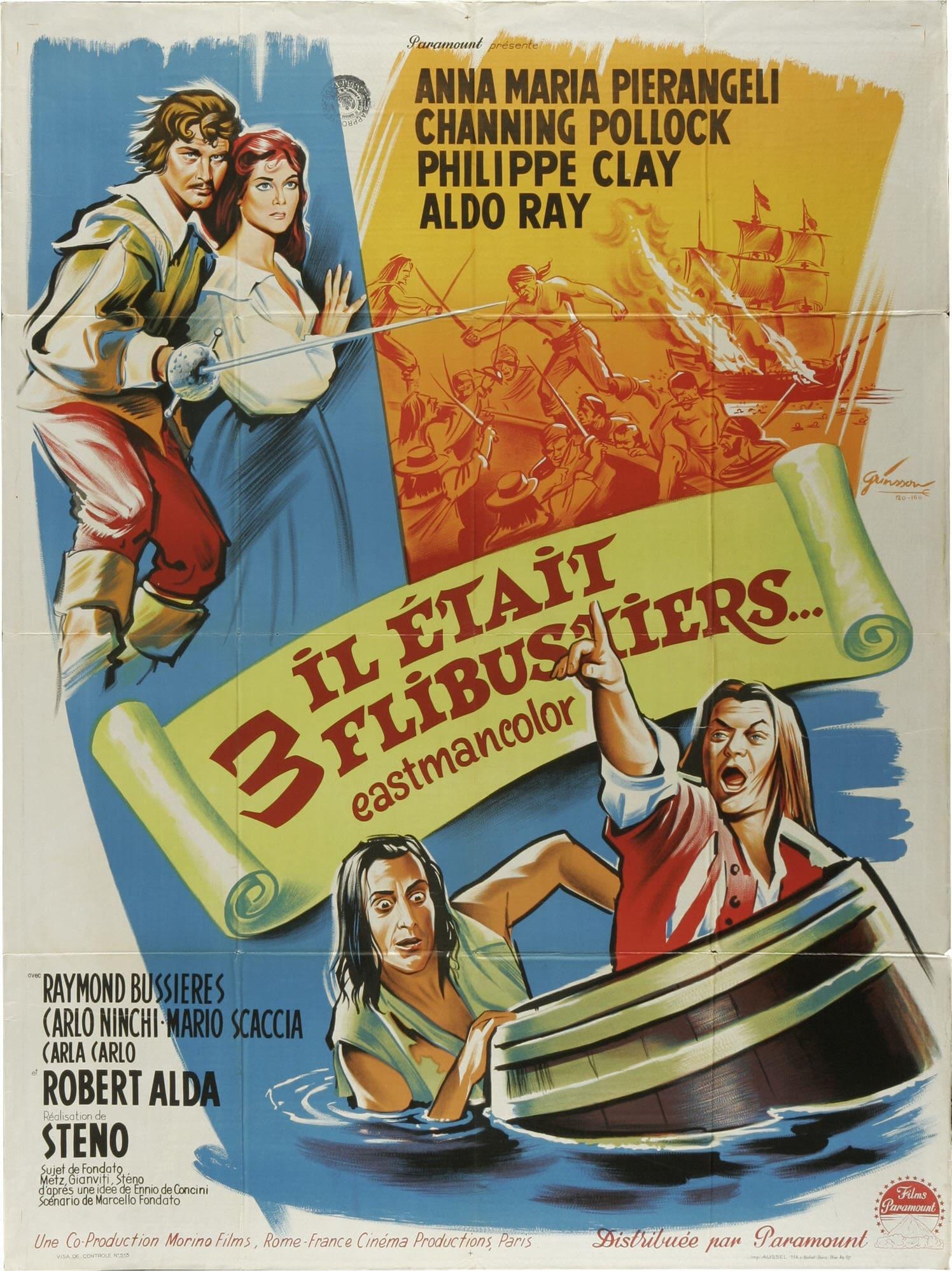 I moschettieri del mare