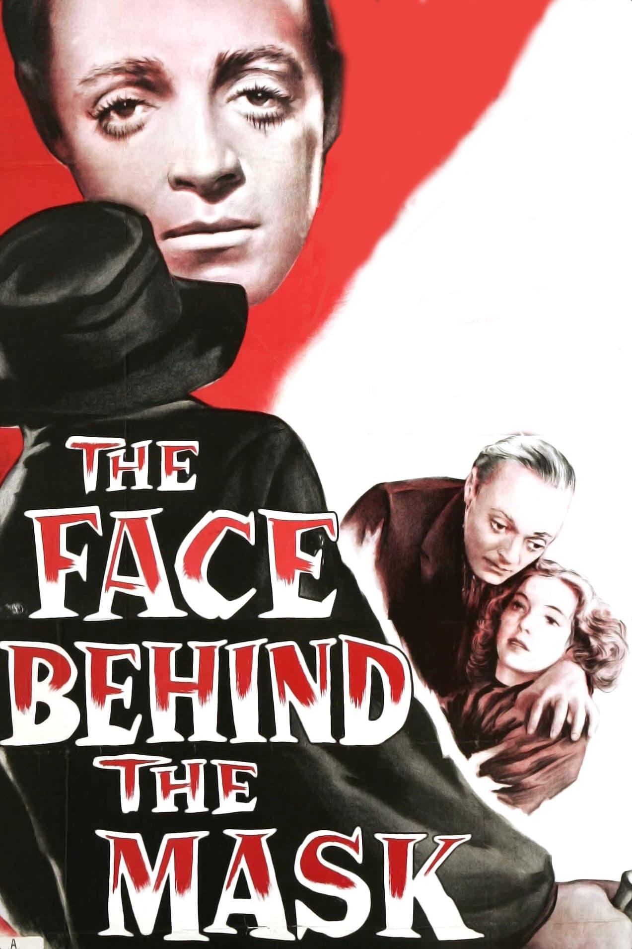 Das Gesicht hinter der Maske