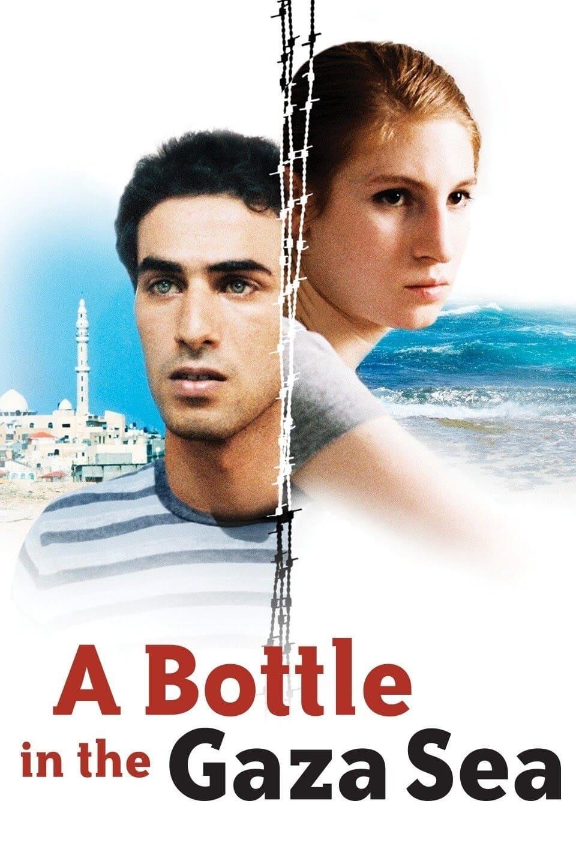 Flaschenpost vor Gaza