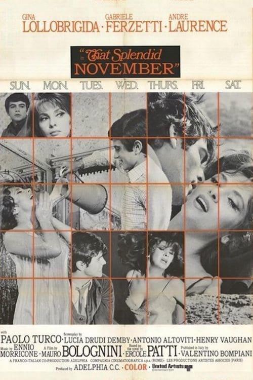 That Splendid November