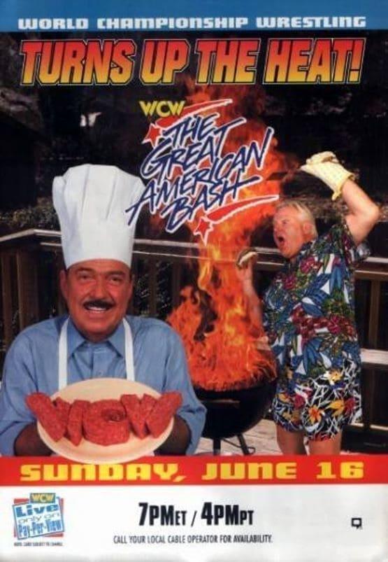 WCW The Great American Bash 1996