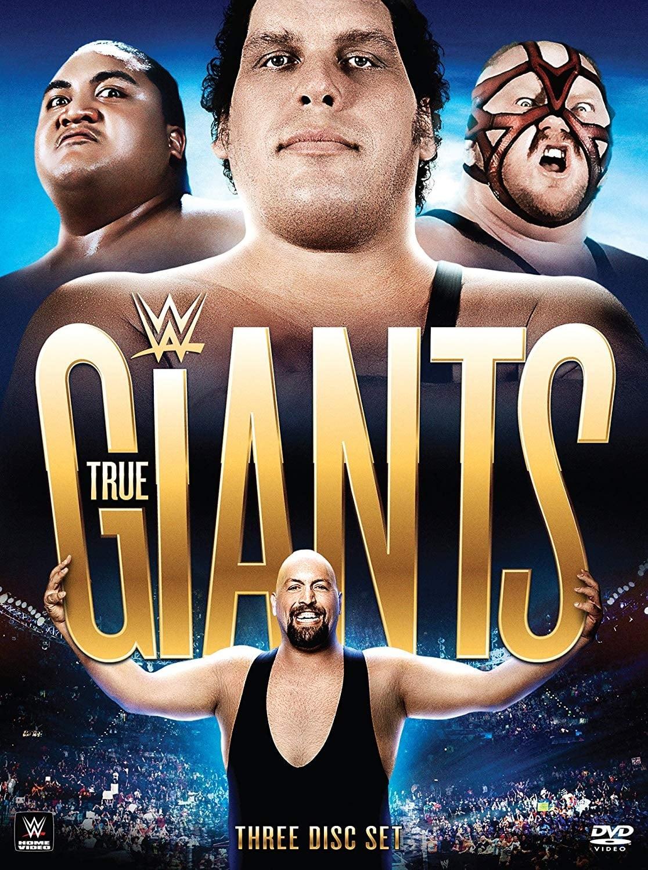 WWE: Presents True Giants