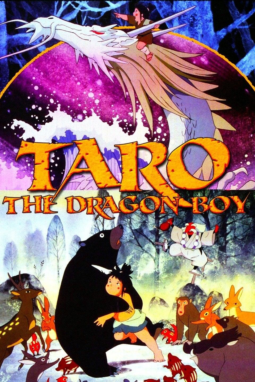 Tarou, l'enfant-dragon
