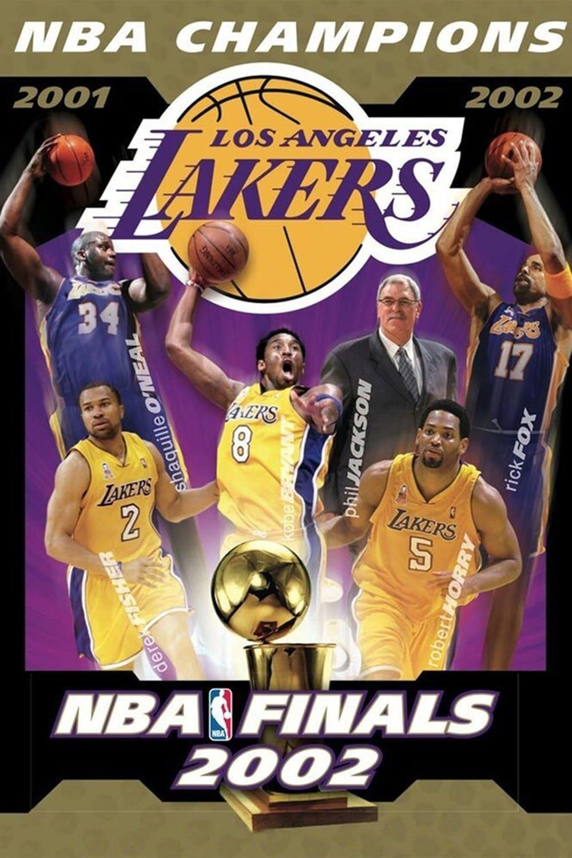 2002 NBA Champions: Los Angeles Lakers
