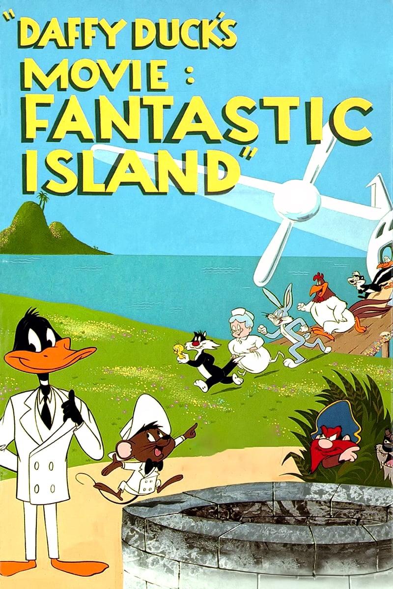 El pato Lucas en la isla fantástica