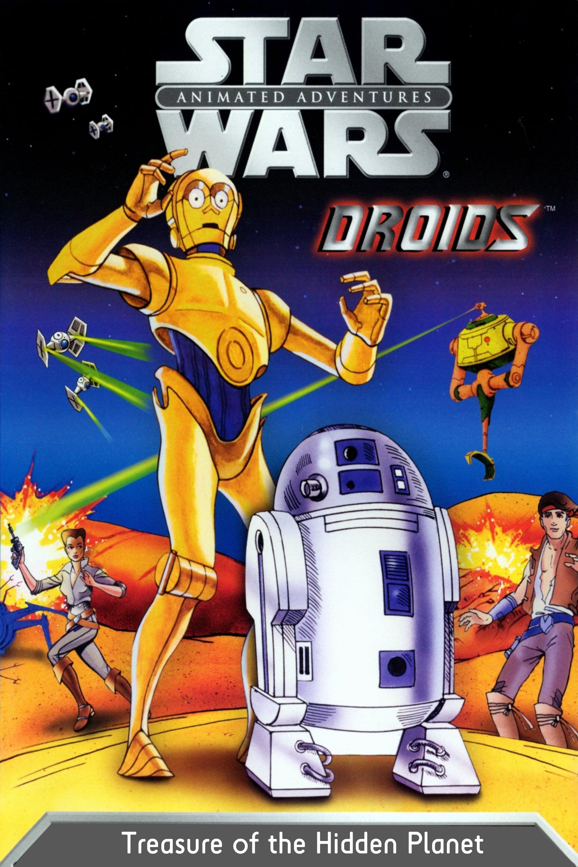Star Wars: Droids - Treasure of the Hidden Planet