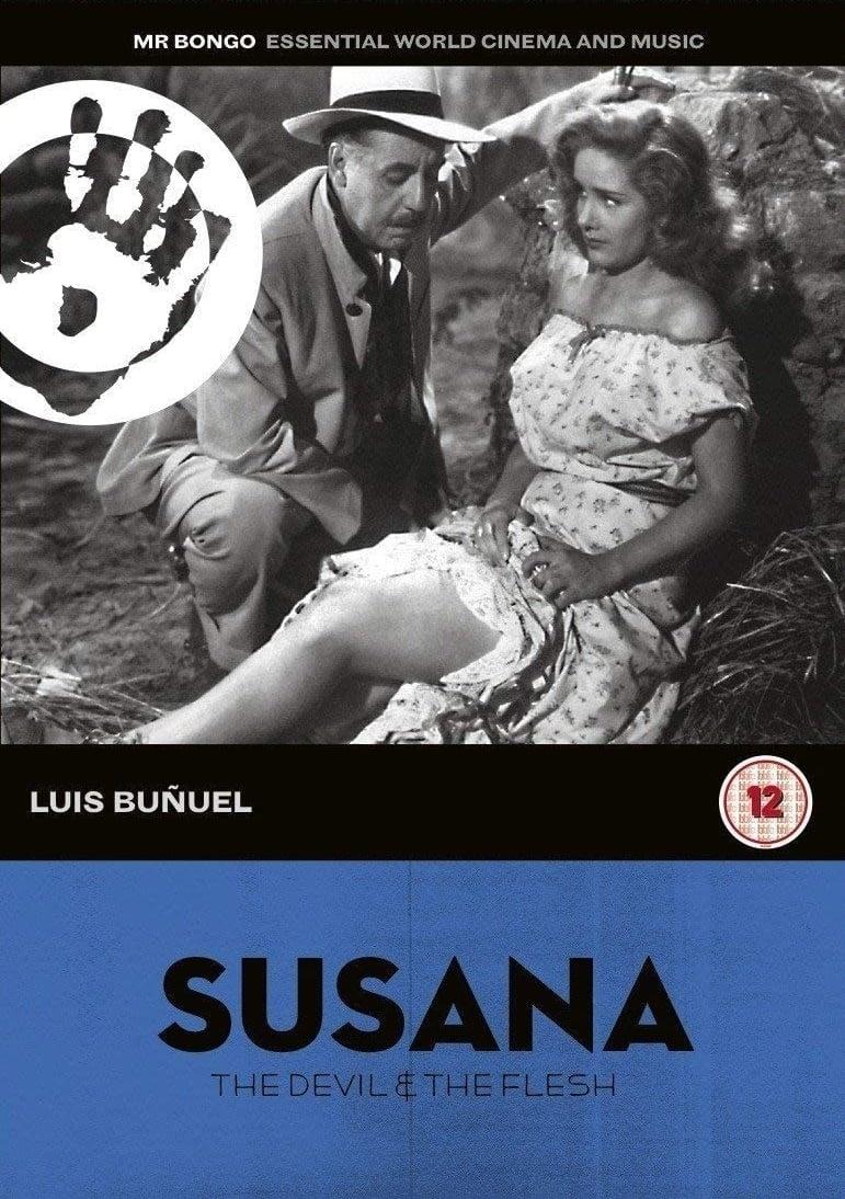 Susana (Carne y Demonio)