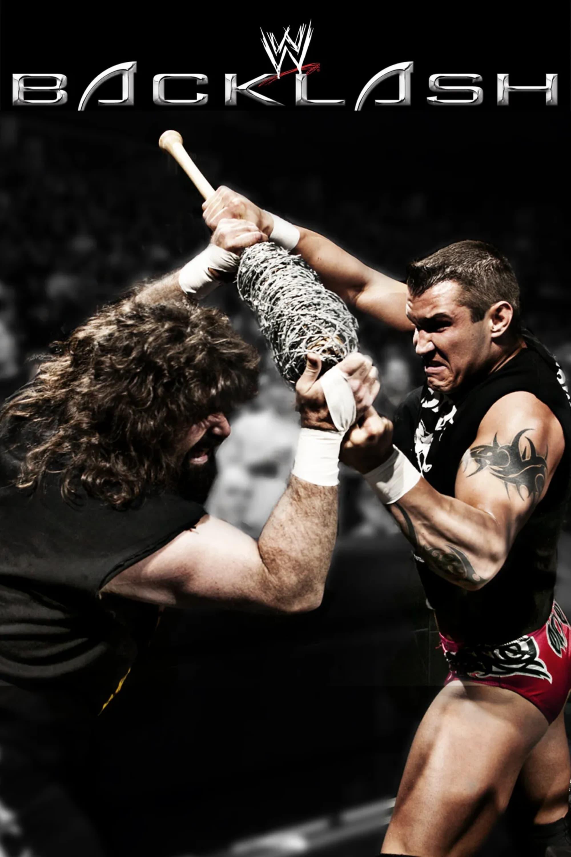 WWE Backlash 2004
