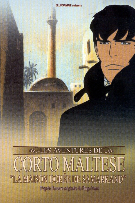 Corto Maltese: The Guilded House of Samarkand