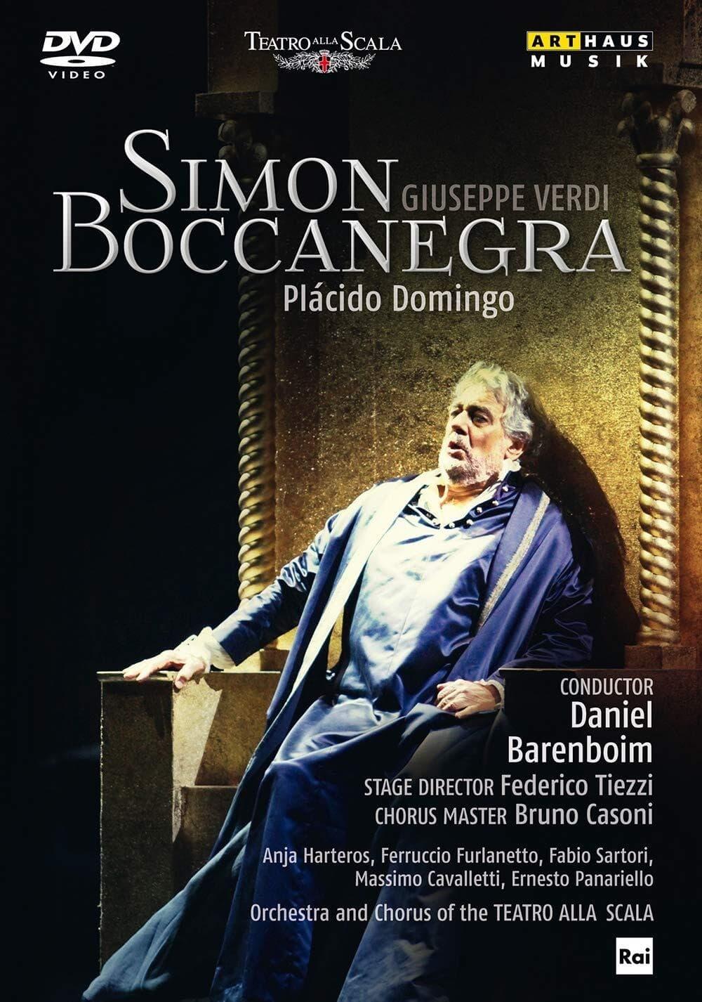 Verdi Simon Boccanegra