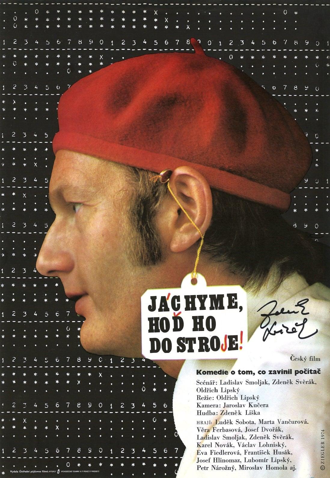 Joachim, Put It in the Machine