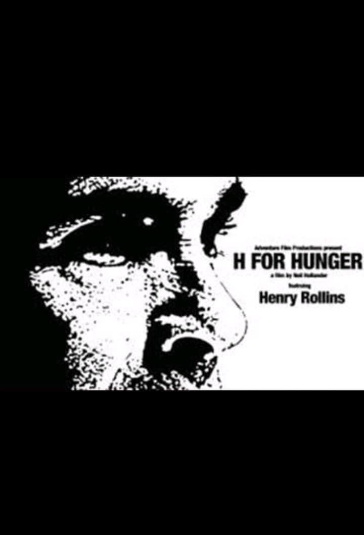 H for Hunger