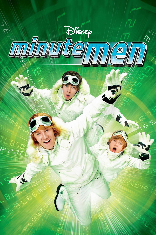 Minutemen: Viajeros en el Tiempo