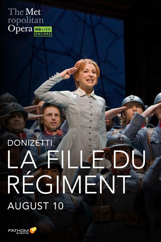 Met Opera — Donizetti: La Fille du Régiment