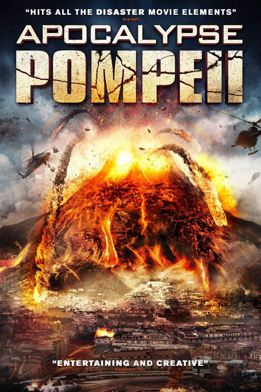 Vulcão - O Apocalipse