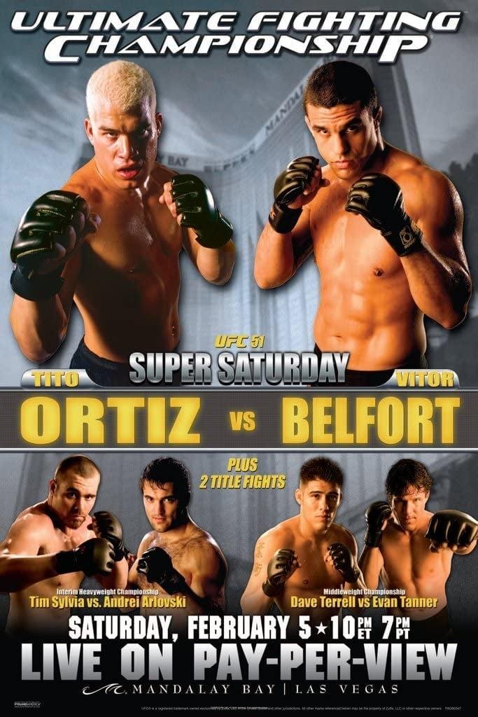 UFC 51: Super Saturday