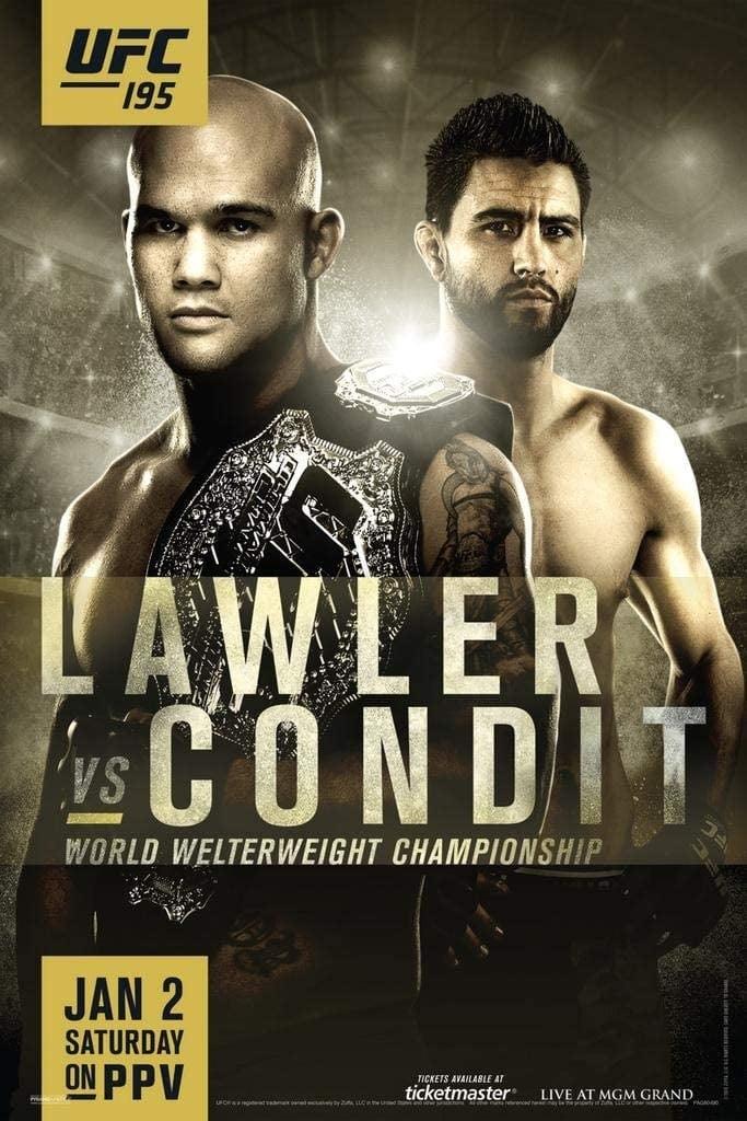 UFC 195: Lawler vs. Condit