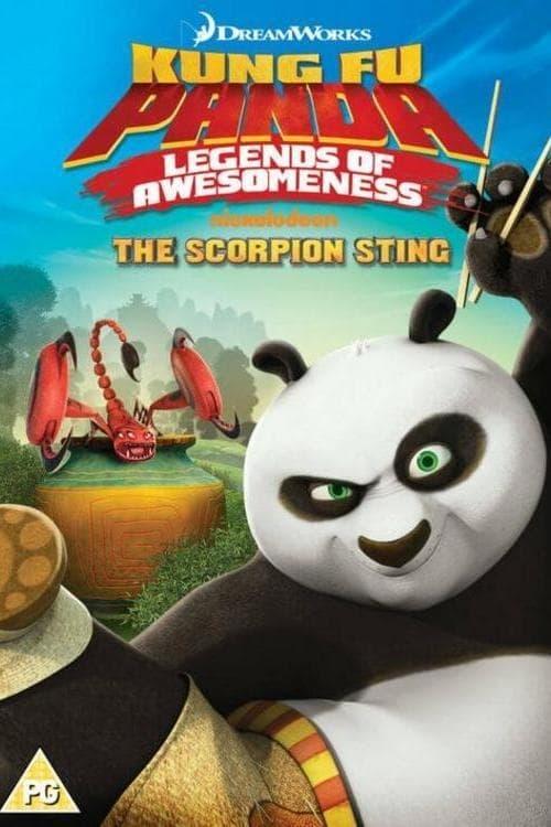 Kung Fu Panda: Legends of Awesomeness 1 : The Scorpion Sting