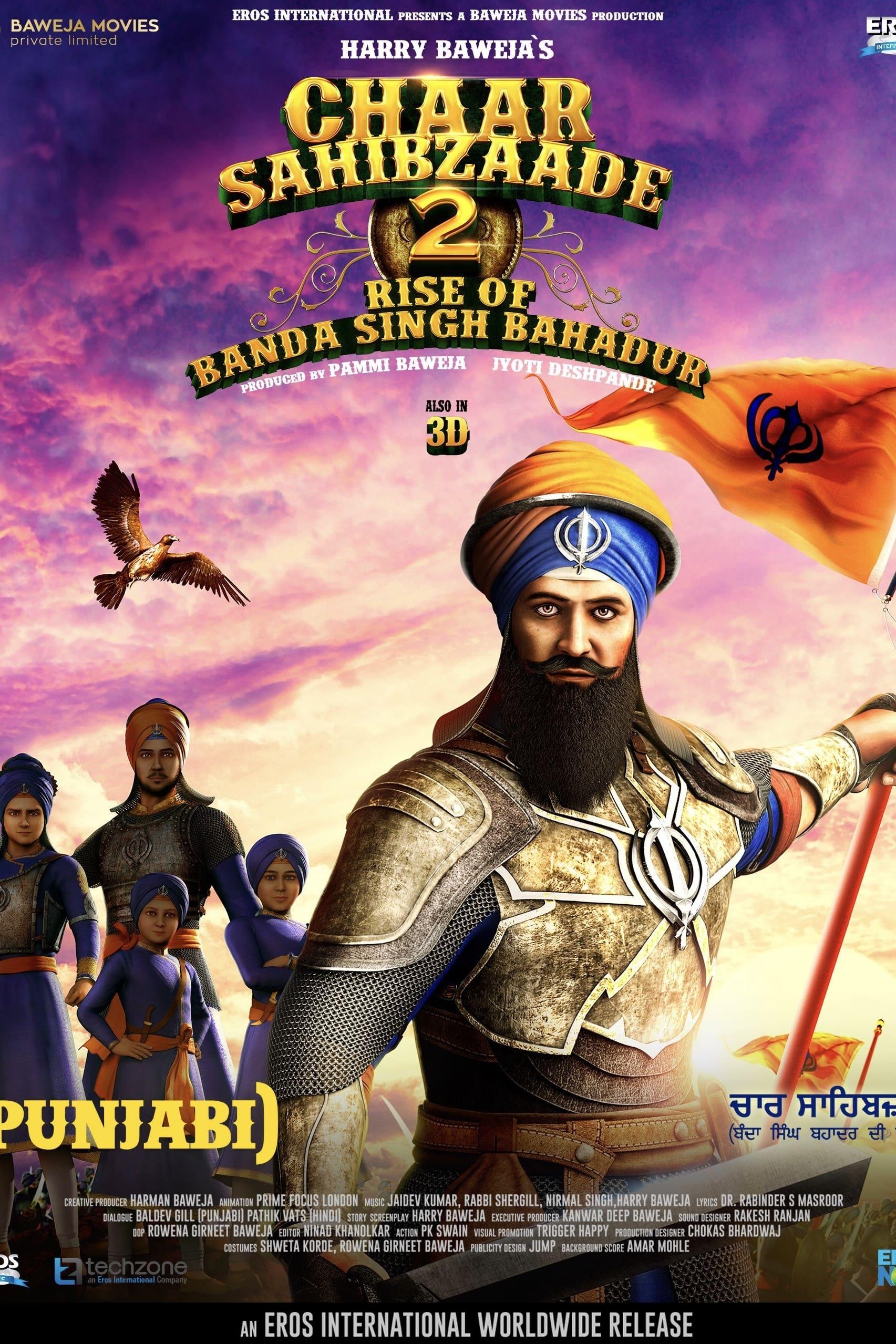 Chaar Sahibzaade : Rise of Banda Singh Bahadur