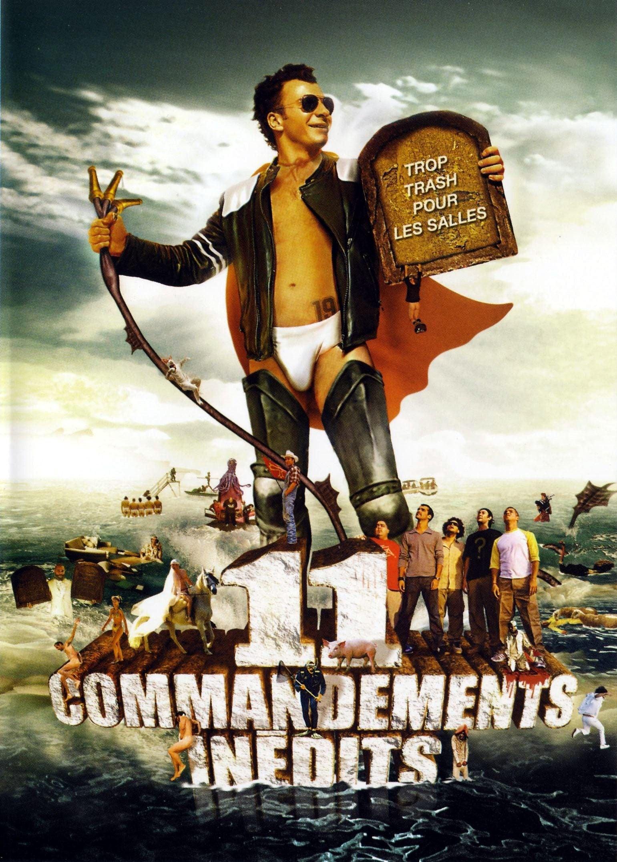 Les 11 Commandements Inédits