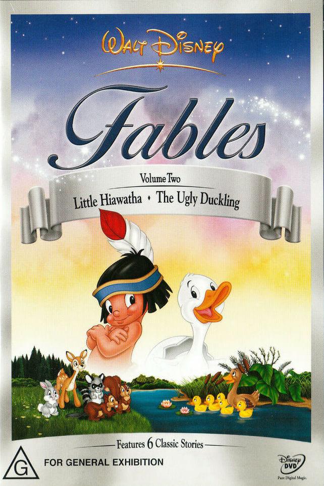 Fábulas Disney - Vol.2