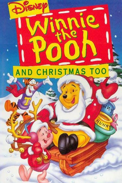 Winnie the Pooh y la Navidad también