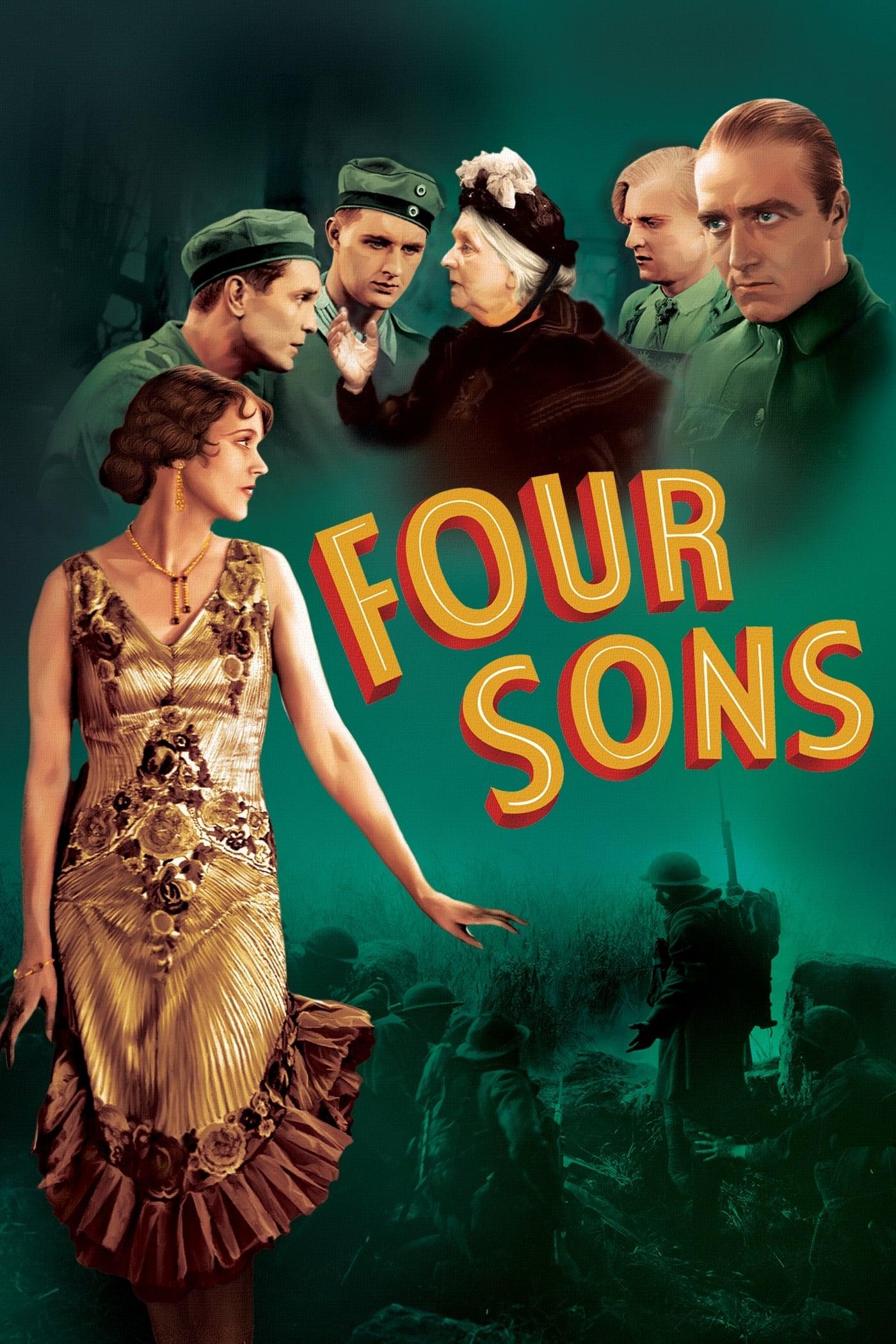 Cuatro hijos