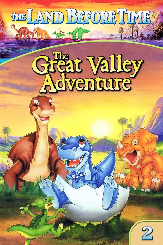 Em Busca do Vale Encantado II: A Grande Aventura Do Vale