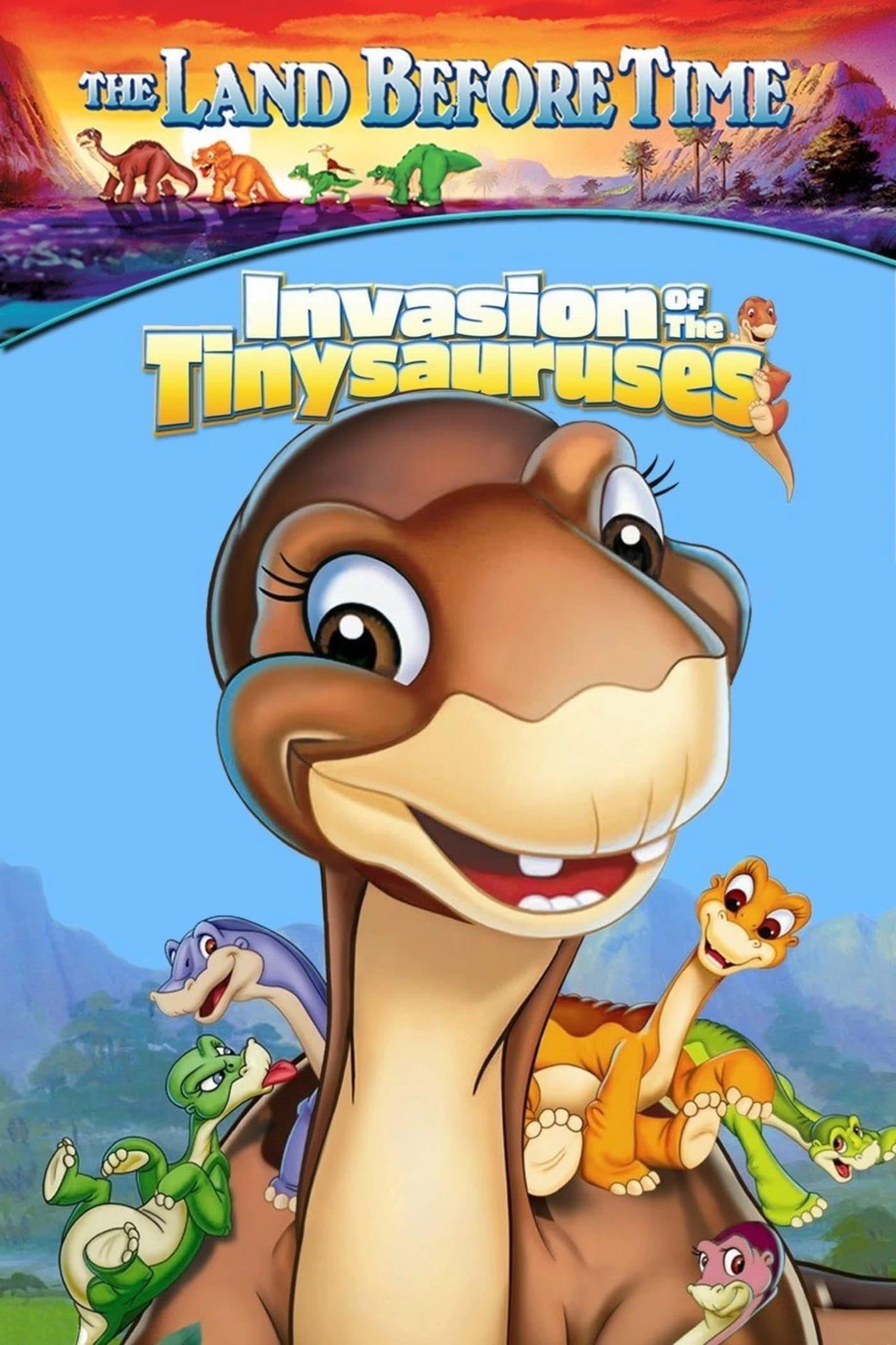 Em Busca do Vale Encantado XI: A Invasão dos Minissauros