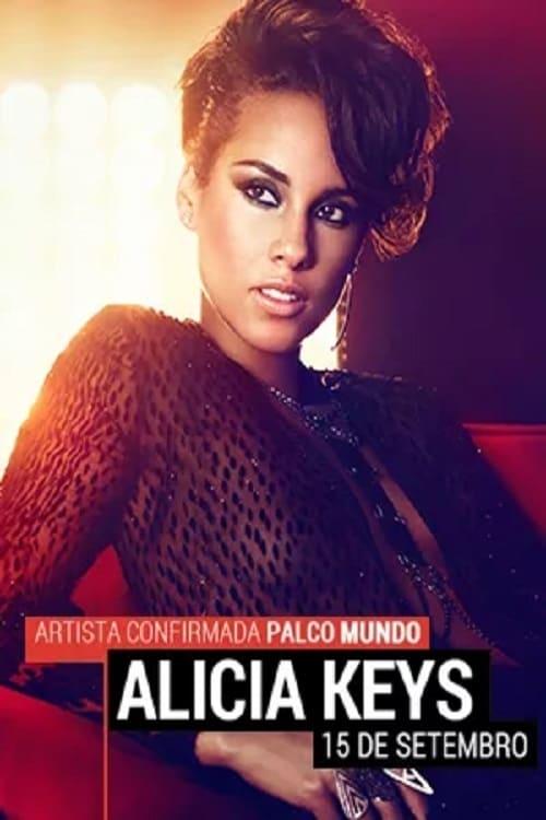Alicia Keys: Rock In Rio