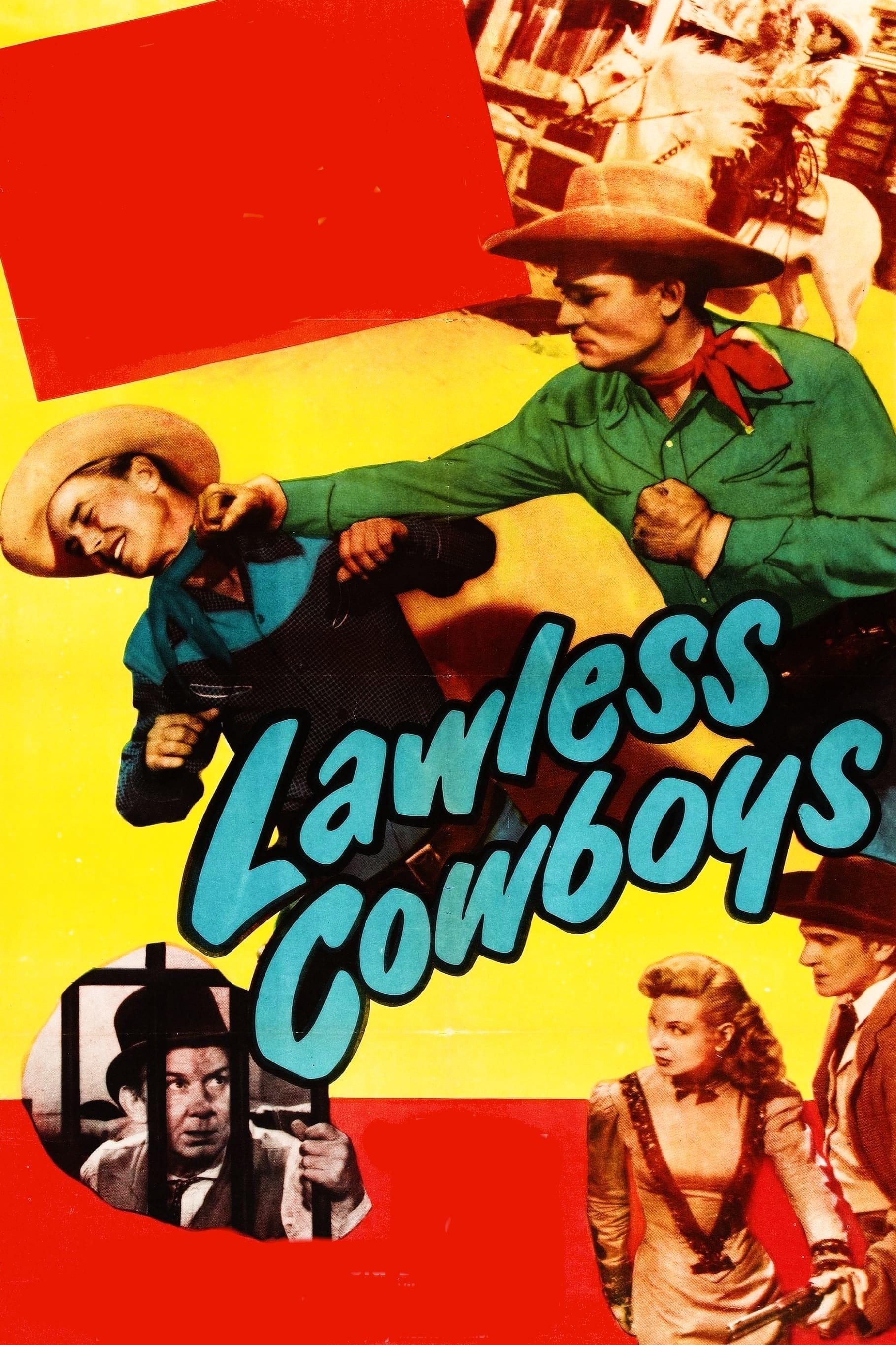 Lawless Cowboys