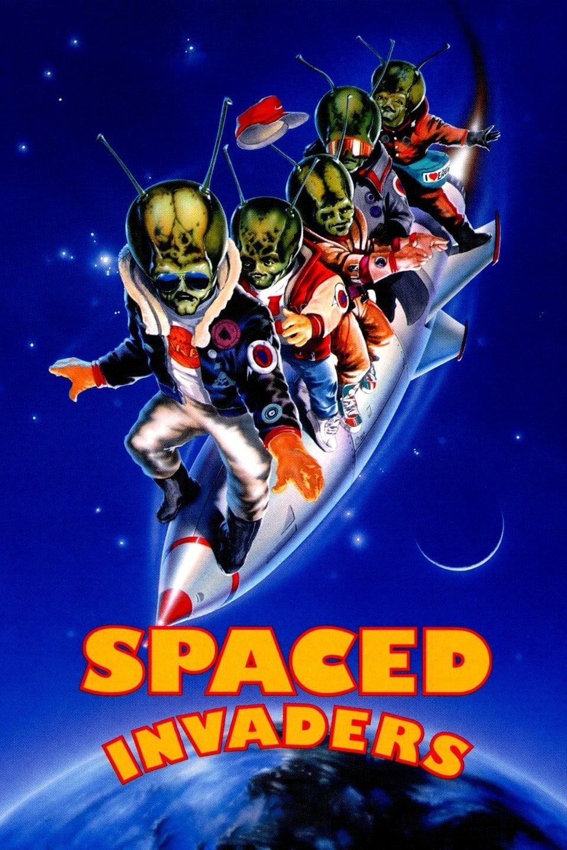 Locos invasores del espacio