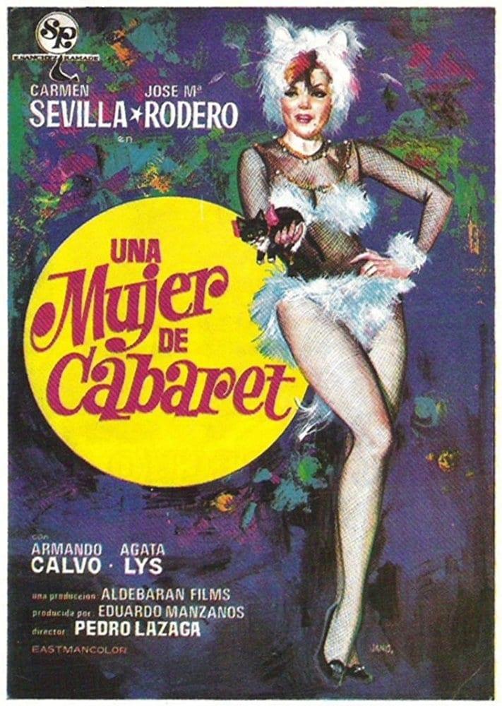 Una mujer de cabaret