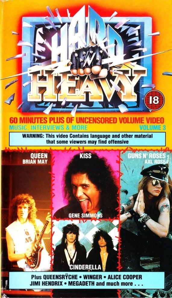 Hard 'N Heavy Volume 3